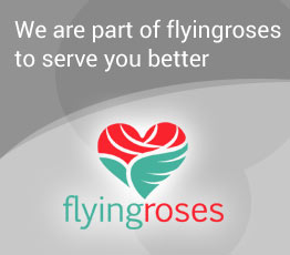 Flying Roses flowers delivery network